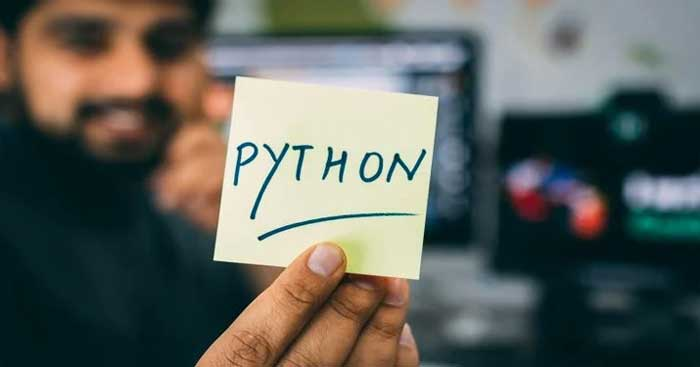 Cách dùng Python