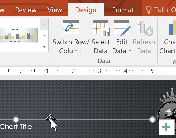 Đổi kiểu biểu đồ trong PowerPoint
