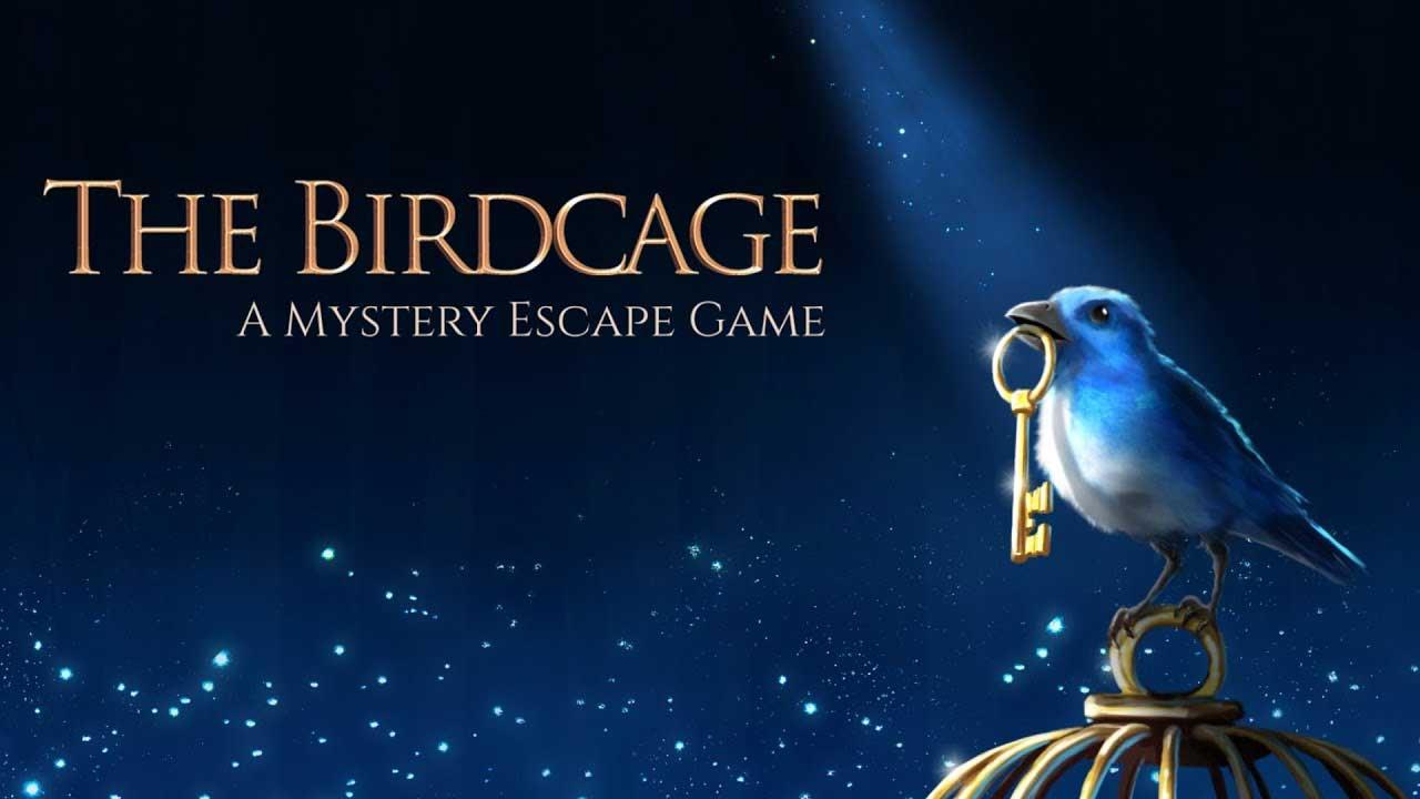 Game trốn thoát khỏi căn phòng The Birdcage