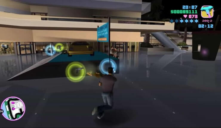 How to make money in GTA Vice City