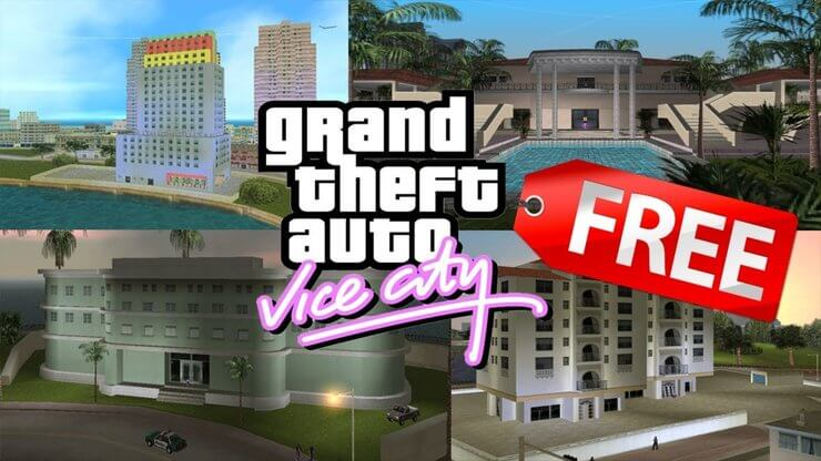 Property season in GTA Vice City