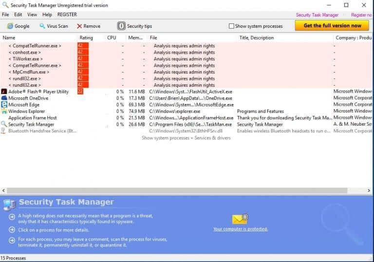 Phần mềm thay thế Task Manager đáng thử