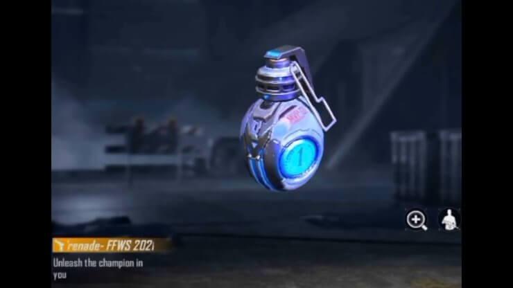 FFWS 2021 Grenade