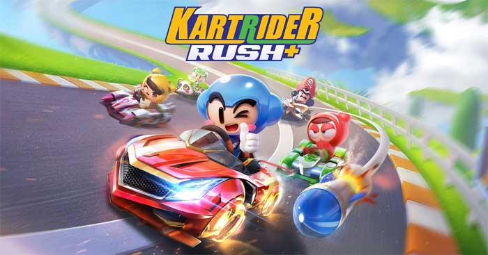 How to play KartRider Rush+