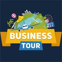 Hướng dẫn cách chơi Business Tour cho người mới bắt đầu