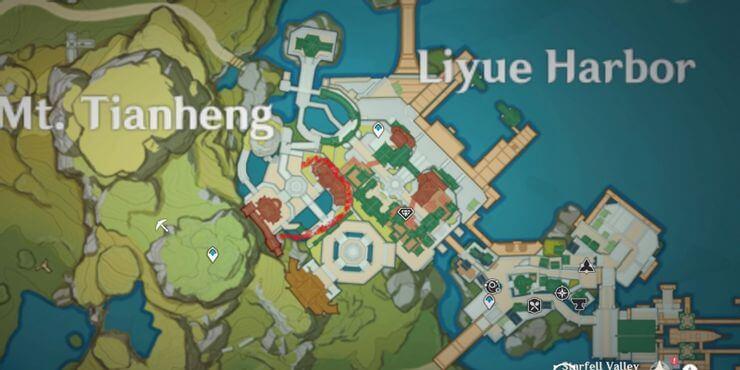 Liyue Port in Genshin Impact