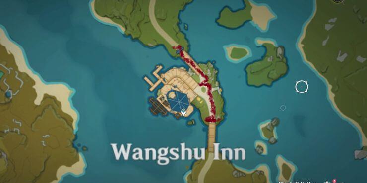The Genshin Impact inn