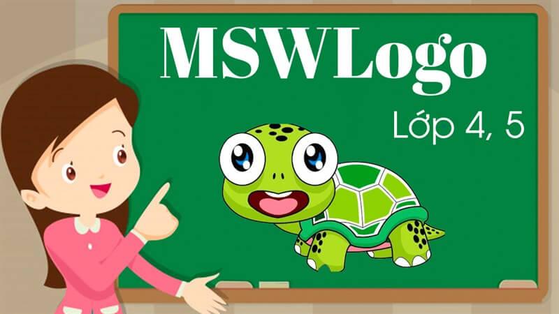 Tải phần mềm lập trình game cho trẻ em MSWLogo