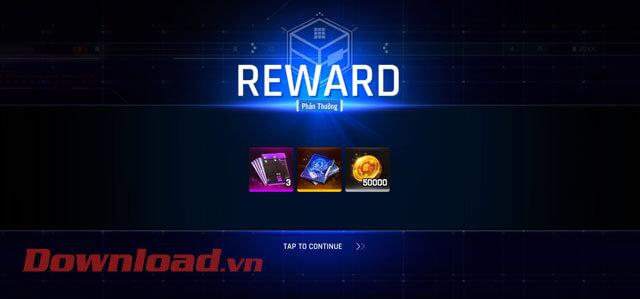 Reward after entering game code code