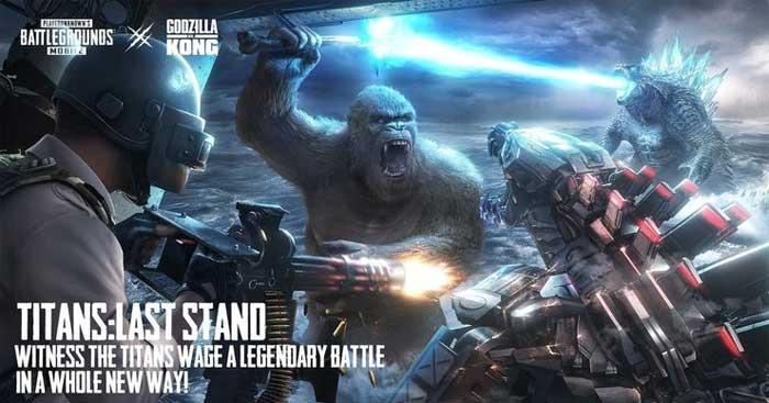 PUBG Mobile Titans: Last Stand