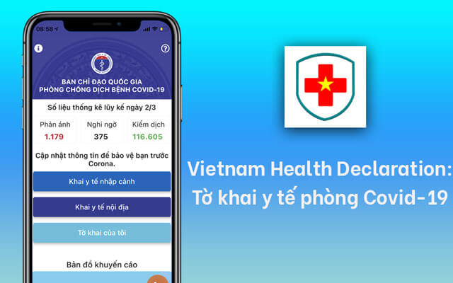 Vietnam Health Declaration