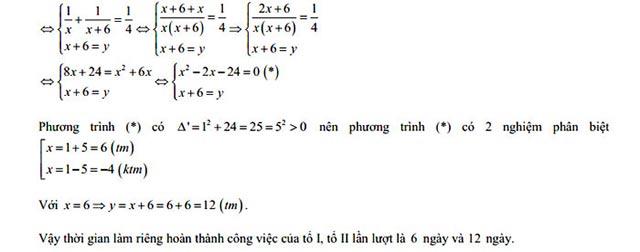 Đáp án đề thi vào 10 môn Toán năm 2021 Kiên Giang