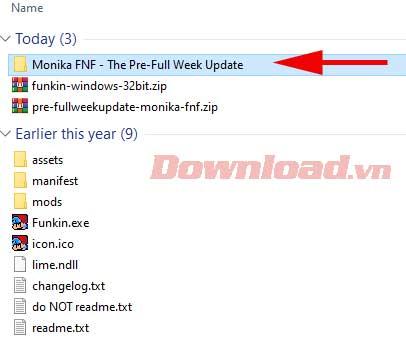 fnf monika 3 Cách cài và chơi Friday Night Funkin' Monika Mod