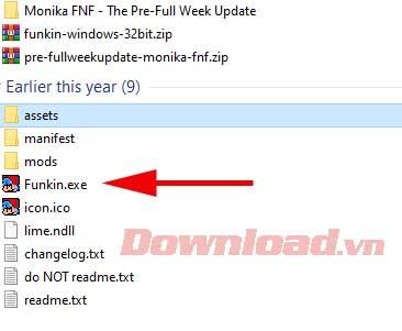 fnf monika 5 Cách cài và chơi Friday Night Funkin' Monika Mod