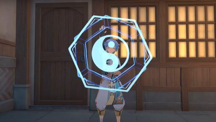 chongyun hand seals Chongyun trong Genshin Impact: Mọi điều bạn cần biết