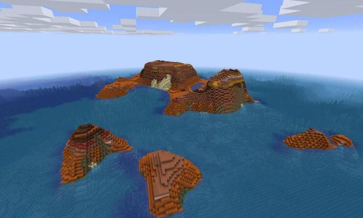 biome Minecraft ocean 4 TOP các biome trong Minecraft dành cho người mới bắt đầu chơi