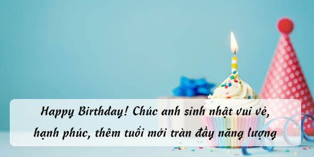 Ảnh chúc mừng sinh nhật anh trai