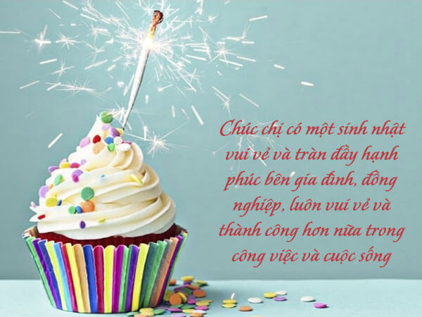 Thiệp chúc mừng sinh nhật Sếp