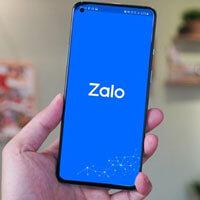 Cách đăng xuất tài khoản Zalo từ xa trên di động