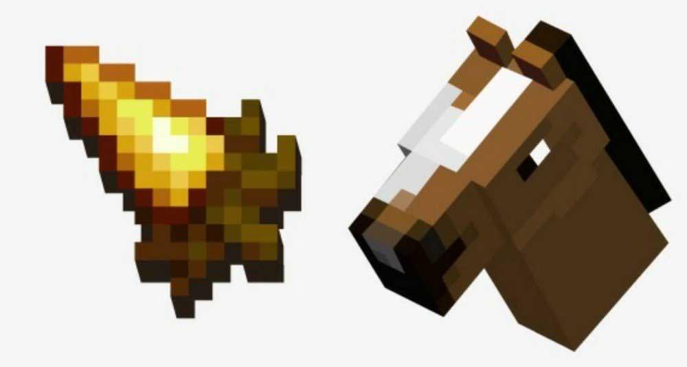Cà rốt vàng trong Minecraft