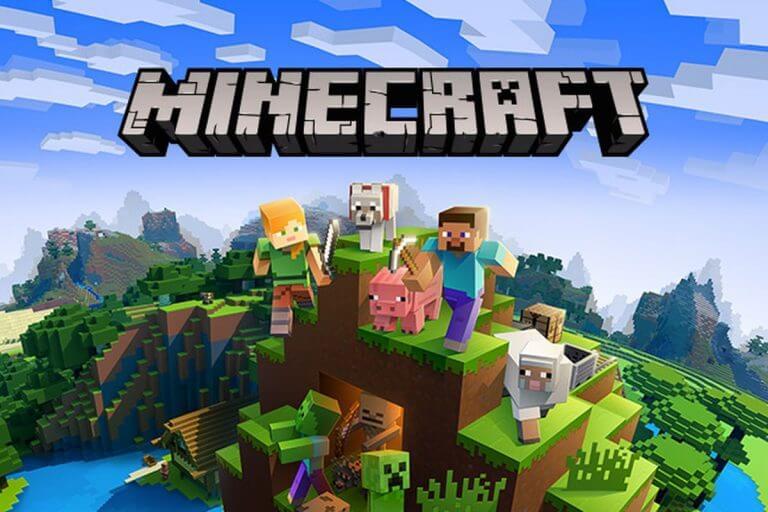 Cách chơi chung Minecraft với bạn bè