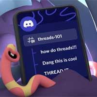 Cách dùng thread trên Discord