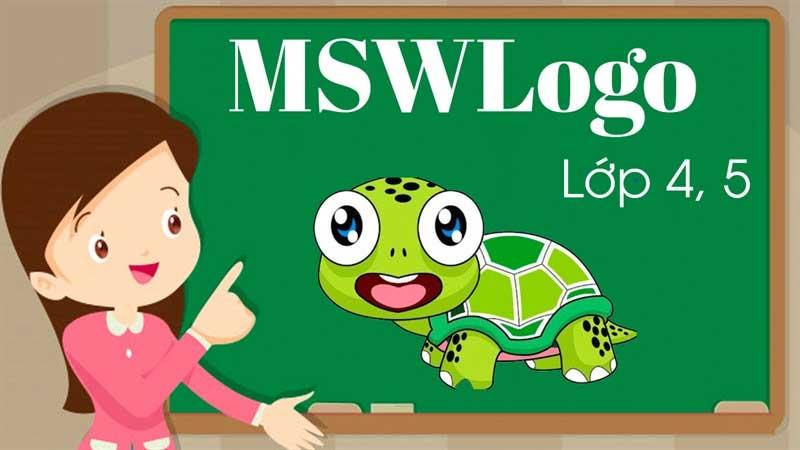 Các lệnh trong MSLogo