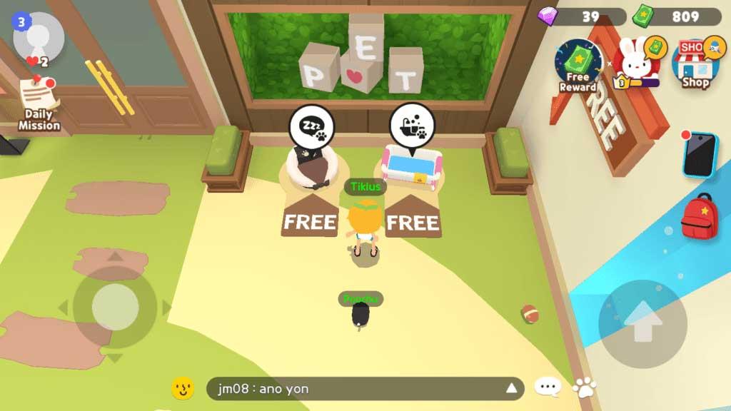 Cách chăm sóc trứng trong Play Together