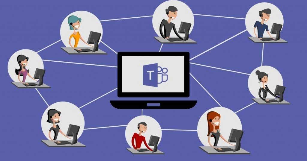 Tải Teams cho máy tính để họp online ở bất cứ nơi đâu