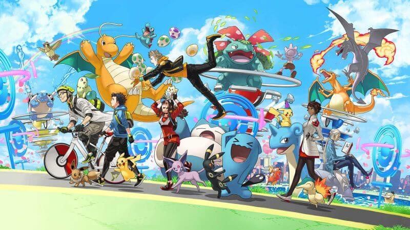 Pokemon khởi đầu Gen 1