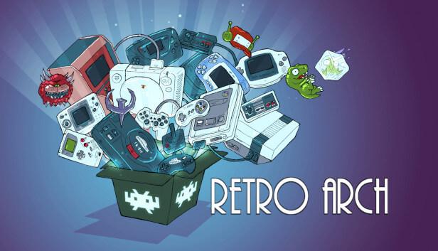 GBA emulator RetroArch