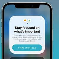 Hướng dẫn cài đặt và sử dụng Chế độ tập trung trên iOS 15