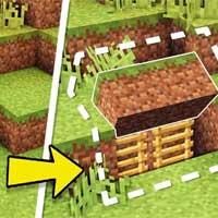 Cách xây tầng hầm bí mật trong Minecraft